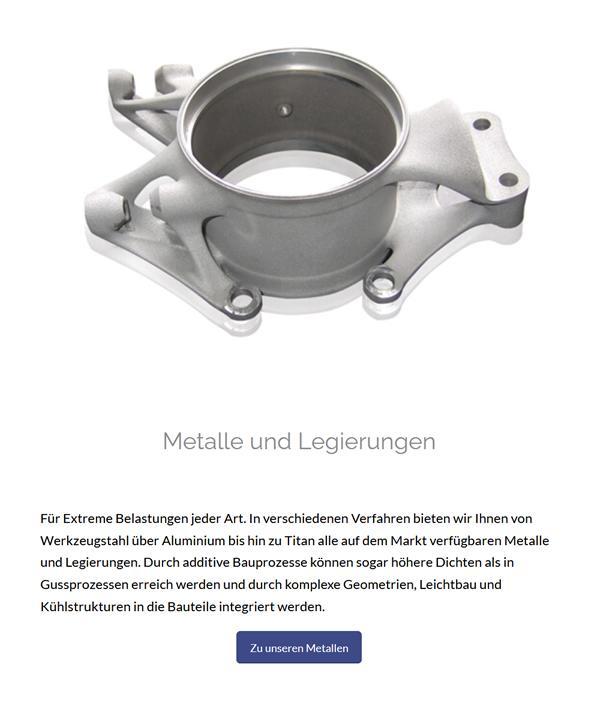 Metalle Legierungen