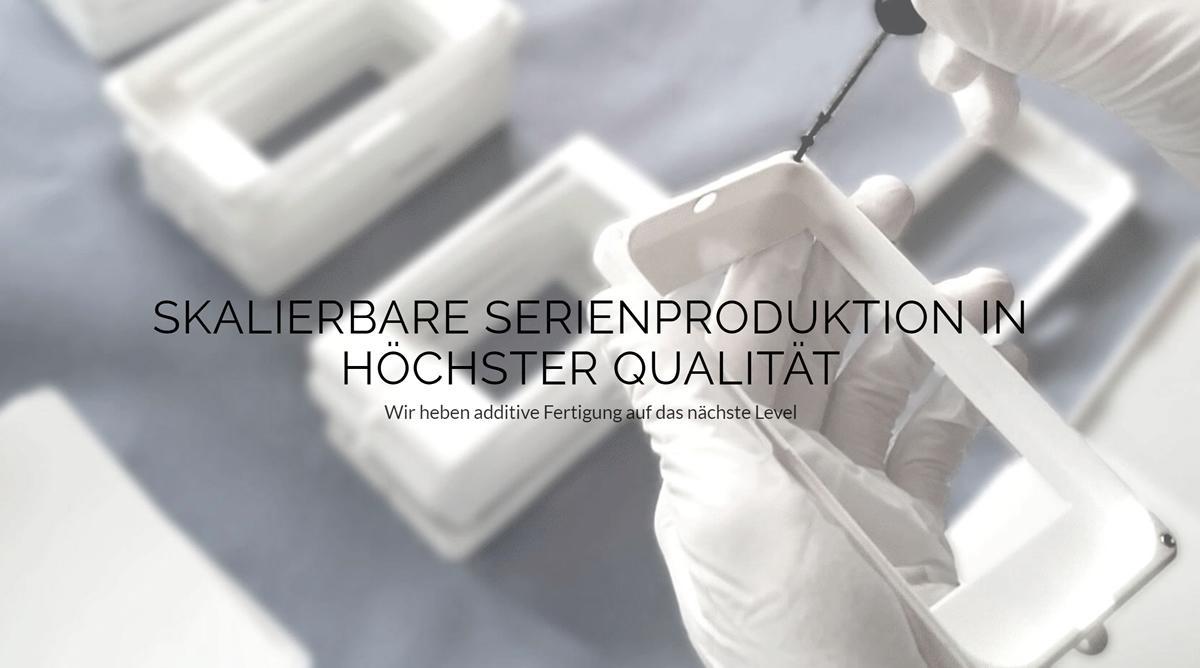 Skalierbare Serienproduktion
