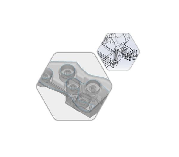 Spritzgussbauteile 3D Druck
